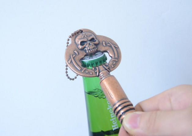 Vintage Wine Bottle Opener Multi-purpose KeyChain