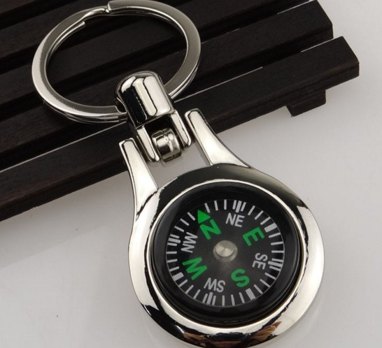 Compass Classic keychain
