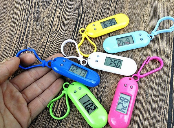 Children's Electronic Watch Keychain