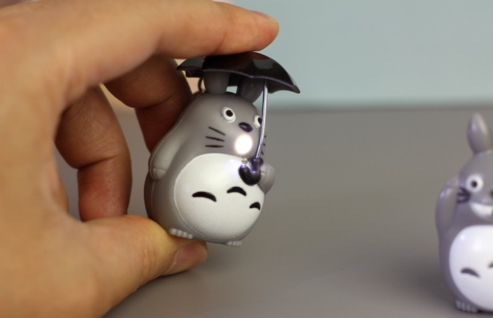 Cute fat cat keychain